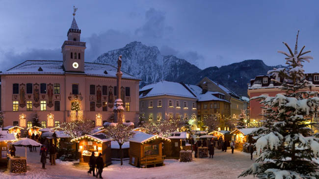 Christkindlmarkt in Bad Reichenhall