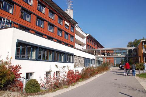 Bildergalerie der Kreisklinik Trostberg  Bildergalerie d...