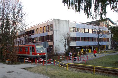 Bildergalerie des Klinikums Traunstein  Bildergalerie d...