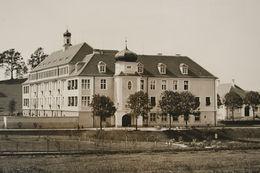 Das Städtische Krankenhaus Traunstein um 1930