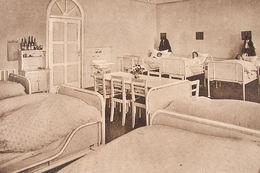 Ein Krankensaal um 1930