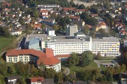 Das Klinikum Traunstein 2003